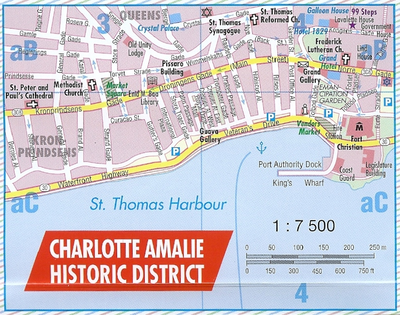 charlotte amalie historical district